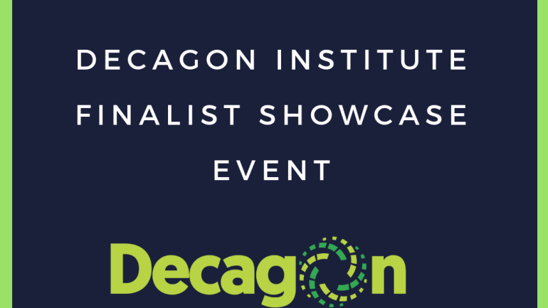 Decagon Institute Is Set To Hold Its Inaugural Kick-Off Event This Friday