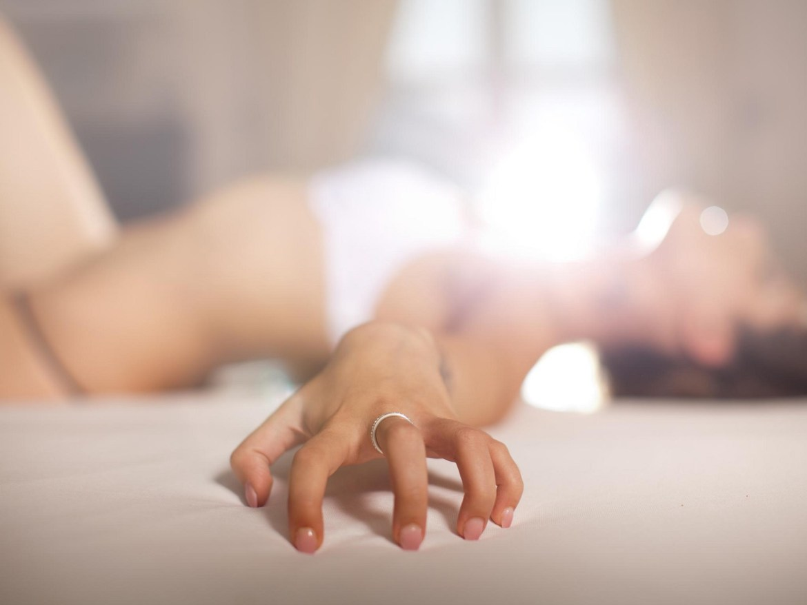 6 Steps To Taking Responsibility Of Your Own Orgasm