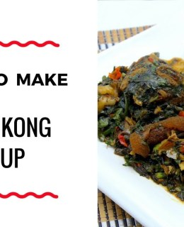 How To Prepare Edikaikong Soup