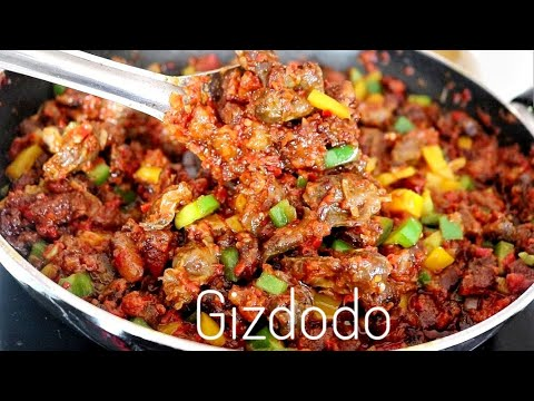 Kamdora Kitchen: How to make Gizdodo