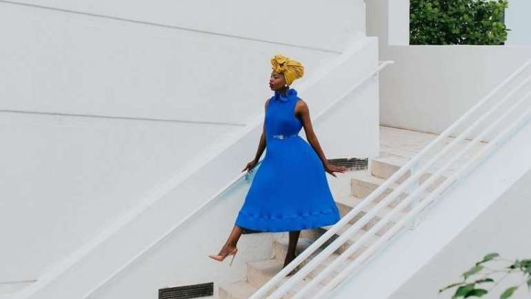 Kamdora Fashion: Midi Dresses, A Wardrobe Staple