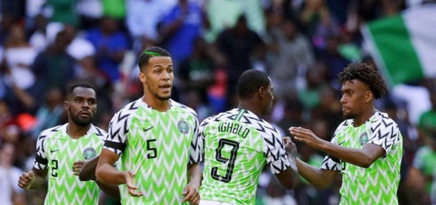factory price e2878 b294a Nike To Design New Jerseys For Super Eagles | Kamdora