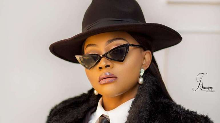 Mercy Aigbe Is Such A Babe In These New Pictures