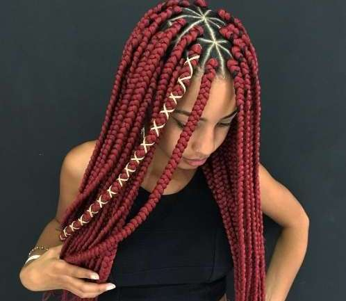 2019 Braiding Compilation: Braided Hairstyles For Black Women