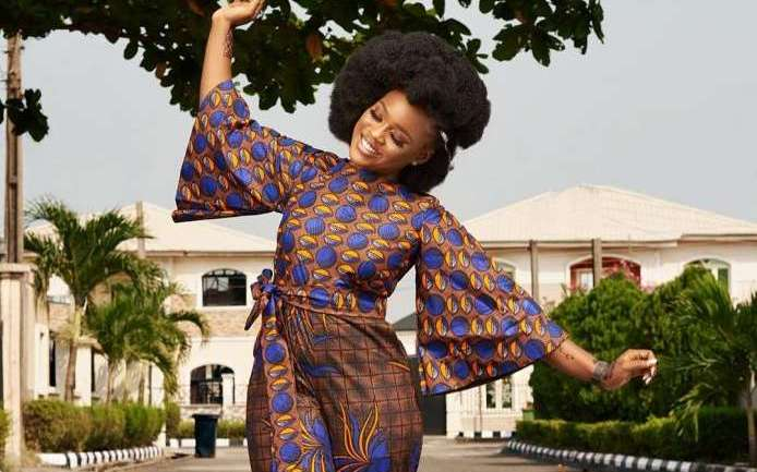 Ankara Styles #473: 5 Times Cee-C Slayed The Ankara