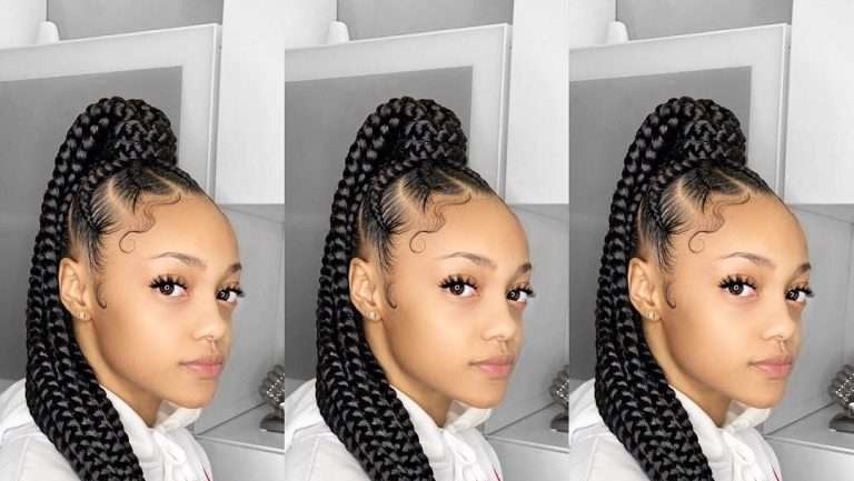 These Ghana Weaving Hairstyles Would Make You Book An Appointment With Your Stylist This Weekend!