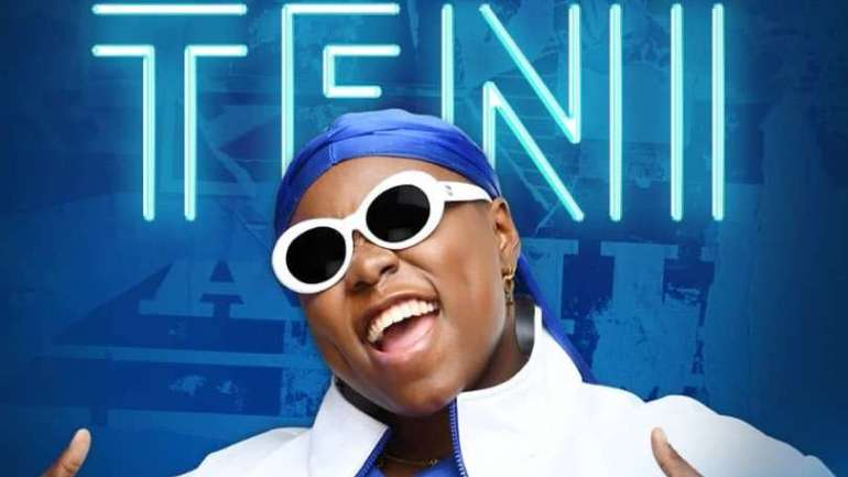 Meet The Newest Pepsi Ambassador, Tenitheentertainer!