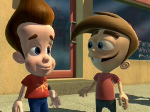 jimmy neutron and timmy turner crossover 2