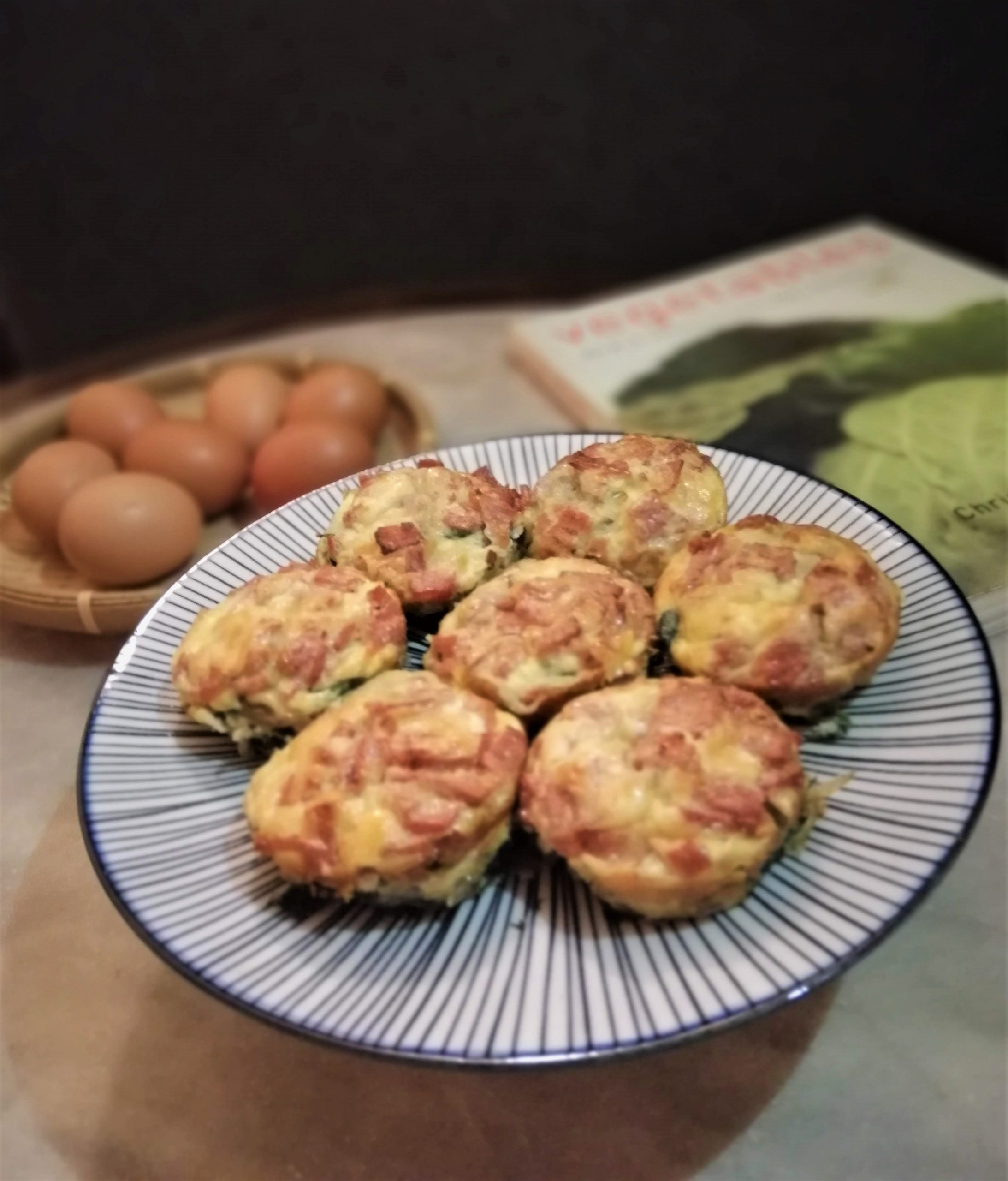 Easy Baked Frittata Muffin