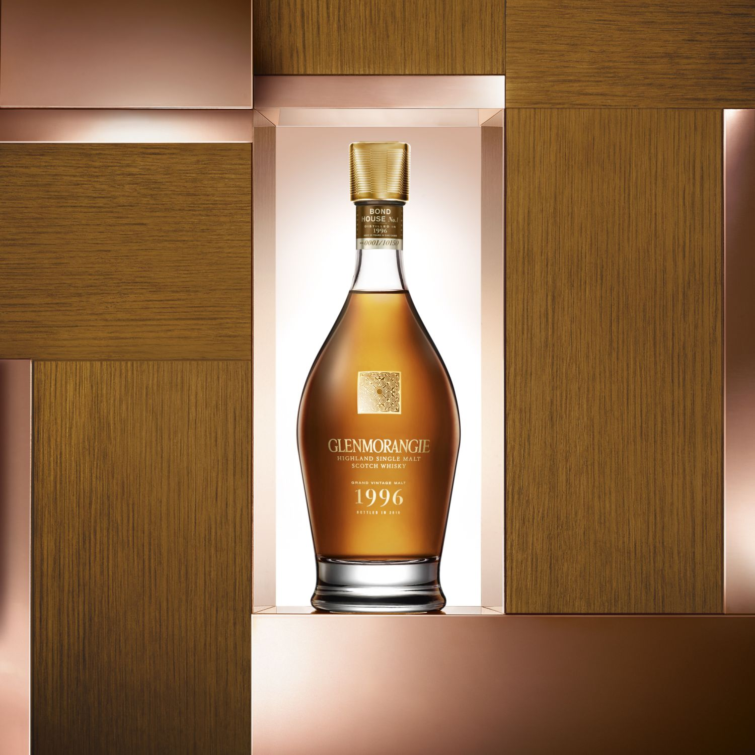 Showcasing Glenmorangie's Grand Vintage Malt