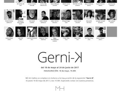 EXPOSITION GERNI-K