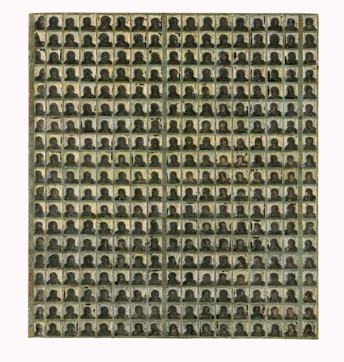 memoriel 5 setif guelma kherrata oeuvre artiste contemporain Kamel Yahiaoui
