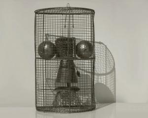 Le piege oeuvre artiste contemporain Kamel Yahiaoui