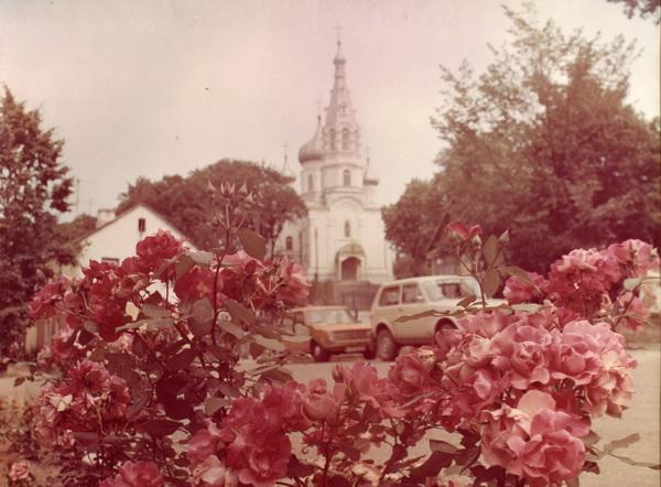 Из фотоальбома Каменец-1987 год