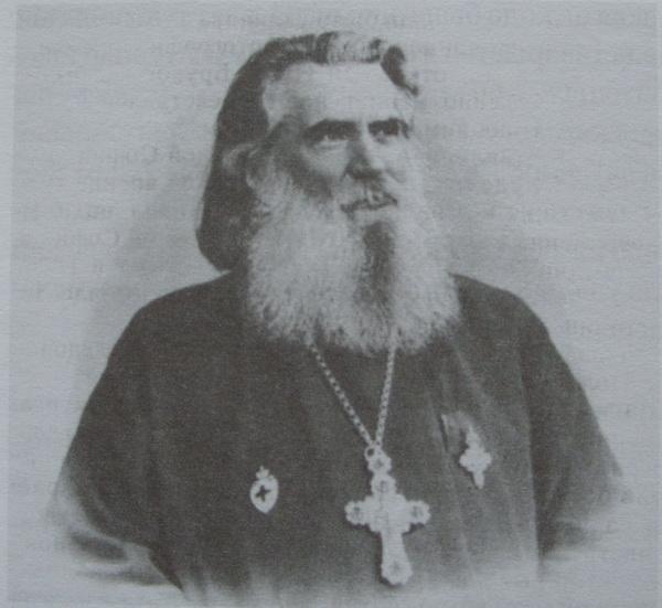 Священник о.Лев Паевский