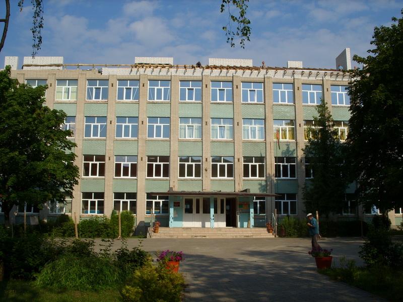 Ремонт школы, 2012 год