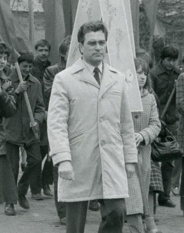 Виктор Иванович Калацей, 1982 год