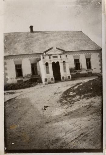Синагога Дер Мейер, довоенное фото