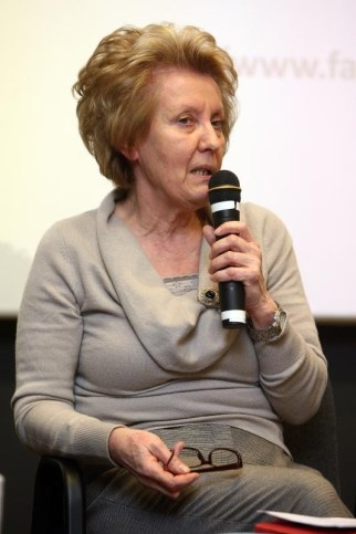 Prof dr Gordana Cerjan – Letica