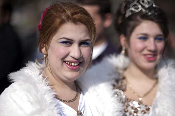 BULGARIA-MINORITY-ROMA-MARRIAGE-CUSTOMS