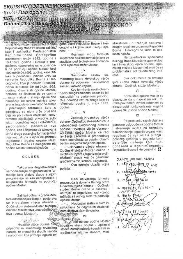 22-obljetnica-od-povjeravanja-obrane-grada-mostara-hrvatskom-vijecu-obrane-opcinskom-stozeru-mostar__d97