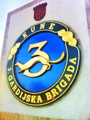 3. gardijska brigada kune