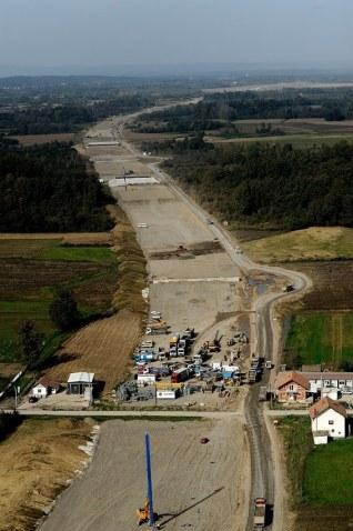 autoput u izgradnji
