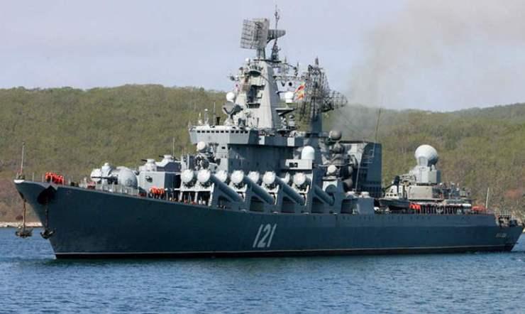ratni brod moskva