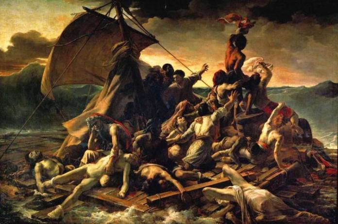 The Raft of the Medusa - Splav Meduze