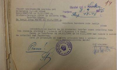 jasenovac dokumenti