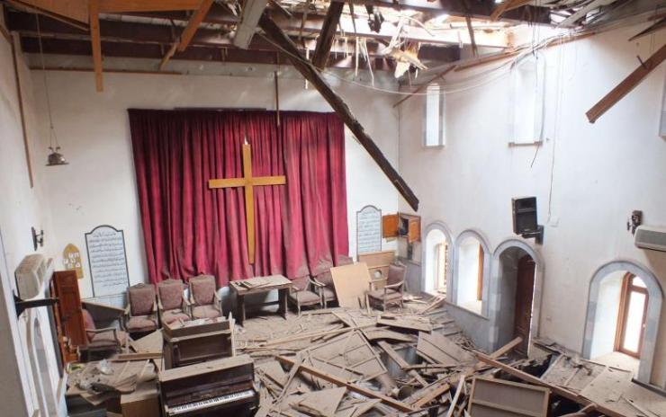 sirija crkva 2