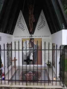 kapelica prema potrebi