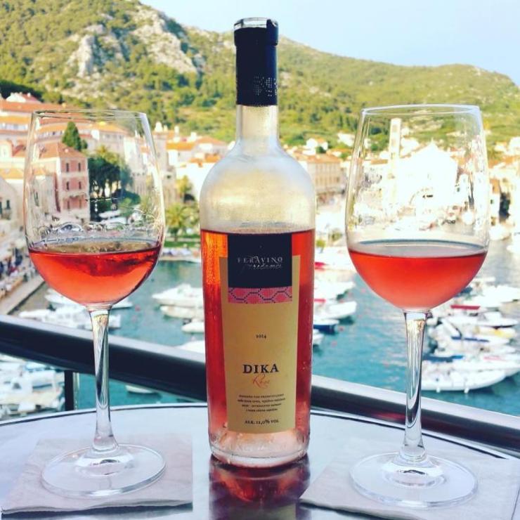 Croatian-Wine