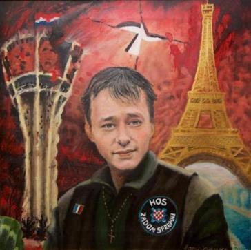 Jean Michel Nicolier slika