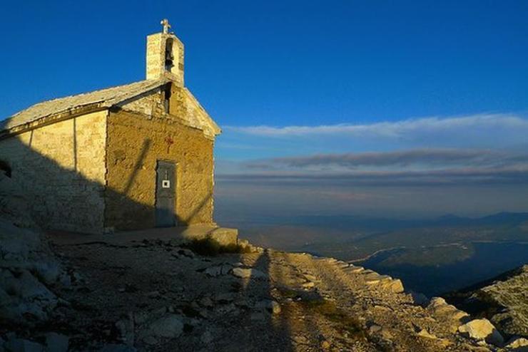 crkva svetog jure biokovo