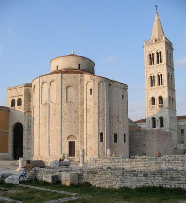 crkva sv donata zadar