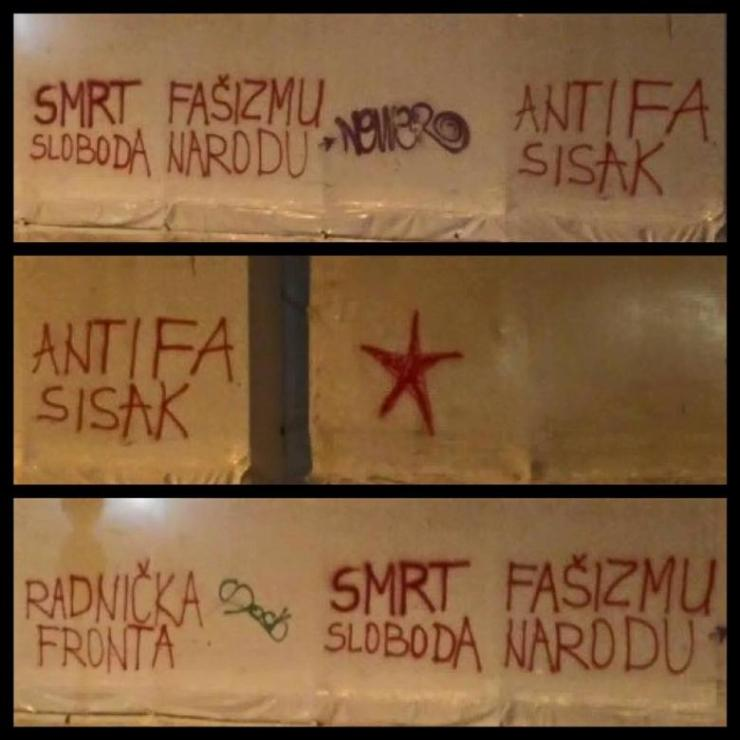 grafiti partizani