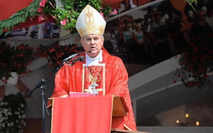 biskup vlado košić ludbreg