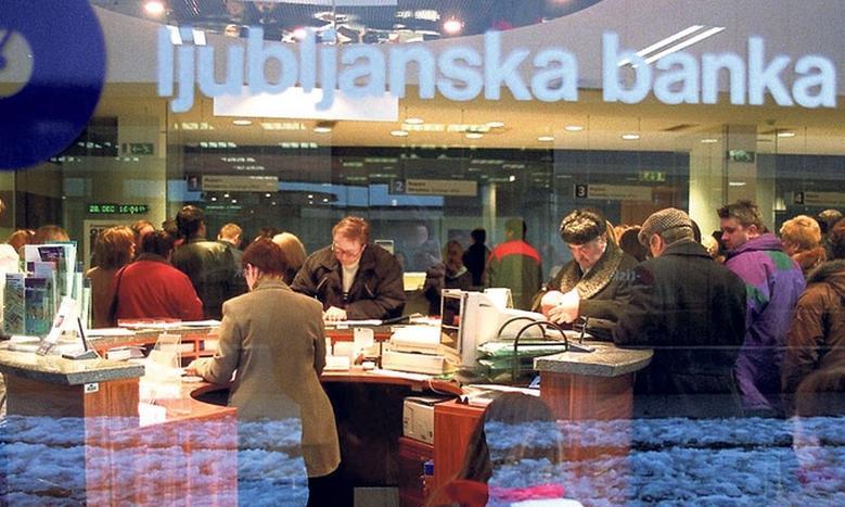 Slovenija od Hrvatske traži 429 milijuna eura jer su slučajevi protiv Ljubljanske banke politizirani