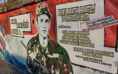 Miro Barešič - mural