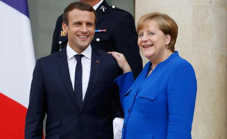 Macron: Europa ne može napredovati ne budu li se Francuska i Njemačka slagale