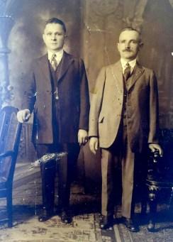 Miše Lazarević i Nikola Pavlović u LKaliforniji