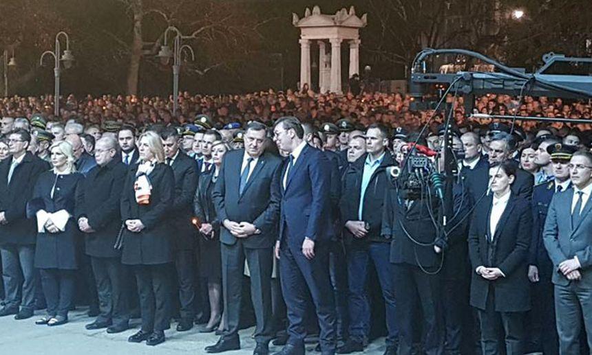 Dodik u Nišu: BiH nije moguća, jer je rezultat ideologije koja je bombardirala Srbe