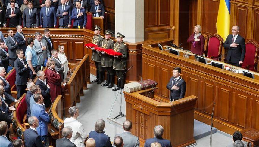 Ukrajina – Zelenskij raspustio parlament i sazvao prijevremene izbore