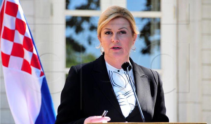 Kolinda Grabar Kitarović zatražila hitno očitovanje Vlade o slučaju mostarskog Aluminija