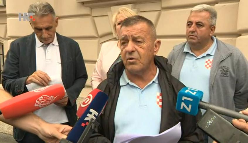 Inicijativa branitelja Petrinje kazneno prijavila Milorada Pupovca