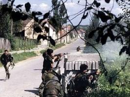Pokušaj izvlačenja poginulih branitelja u Kusonjama