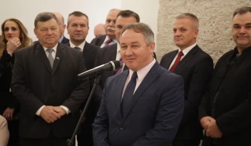 Sabor: Izložba 'Vukovar-Škabrnja – Dan sjećanja na žrtve velikosrpske agresije'