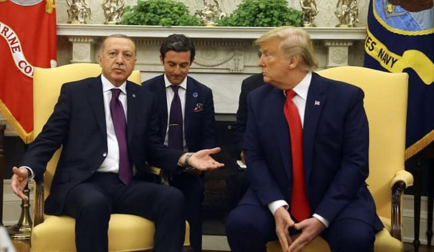 Erdogan: Macronove izjave o NATO-u su neprihvatljive