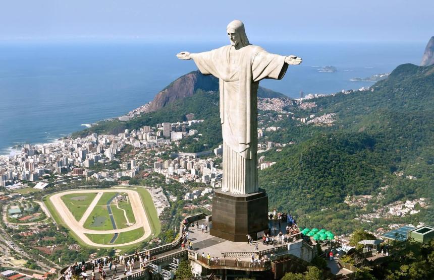 Brazilci grade još viši Kristov kip